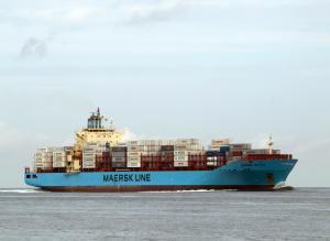 Photo of MAERSK BUTON ship