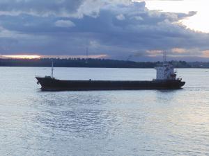 Photo of MV.BALI AYU ship