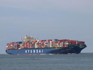 Photo of HYUNDAI SPLENDOR ship