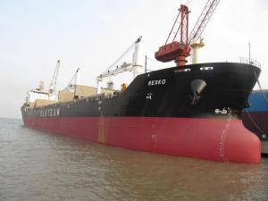 Photo of RESKO ship