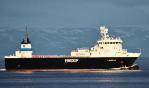 Photo of POLFOSS ship