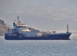 Photo of EKO1 ship