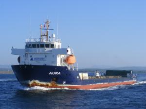 Photo of AURA ship