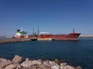 Photo of SICHEM OSPREY ship