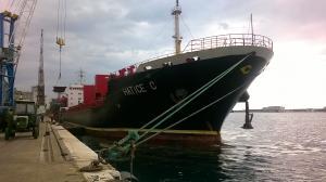 Photo of HATICE C ship