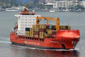 Photo of AYSE NAZ BAYRAKTAR ship