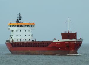 Photo of ALBIZ ship