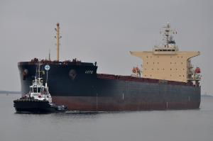 Photo of LETO ship