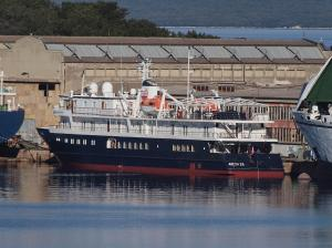 Photo of ARETHUSA ship