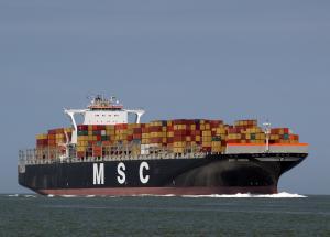 Photo of MSC IVANA ship