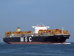 Photo of MSC DANIELA ship