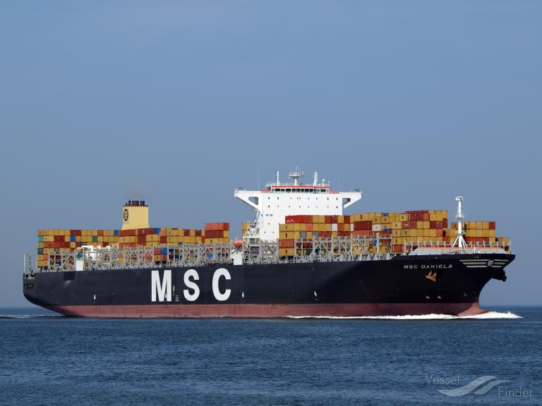 MSC DANIELA (MMSI: 370892000)