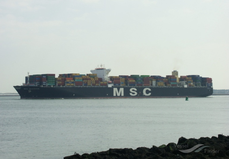 MSC BEATRICE, Container Ship - Details and current position - IMO