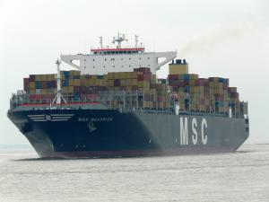 Photo of MSC BEATRICE ship