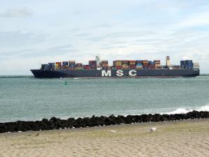 Photo of MSC BETTINA ship