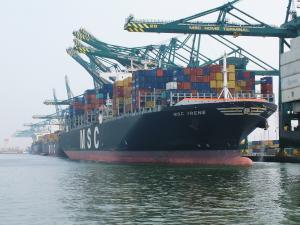 Photo of MSC IRENE ship