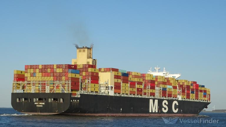 MSC IRENE photo