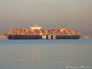 Photo of MSC EMANUELA ship