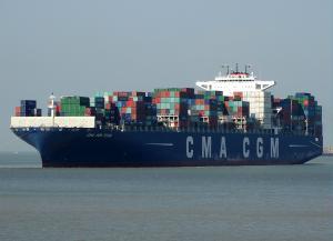 Photo of CMA CGM TITAN ship