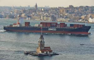 Photo du navire ZIM SAN FRANCISCO