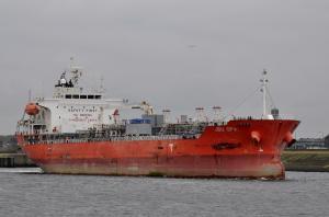 Photo of JBU OPAL ship