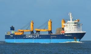 Photo of COMBI DOCK I ship