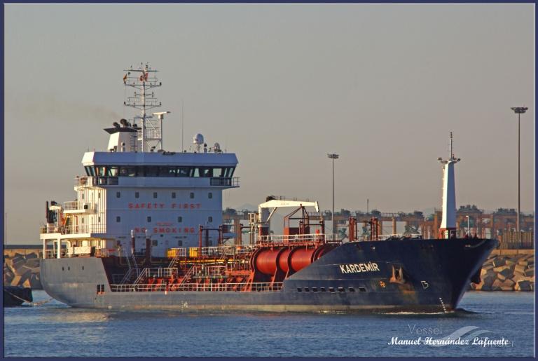 SAMUS SWAN (MMSI: 248363000) ; Place: Valencia