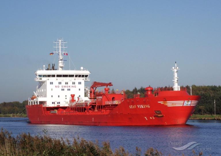 STAV VIKING (MMSI: 259936000) ; Place: Kiel_Canal