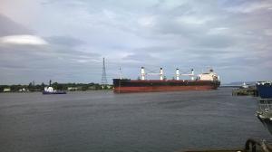 Photo of BONAS ship