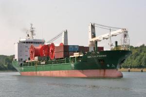 Photo of BBC CALIFORNIA ship