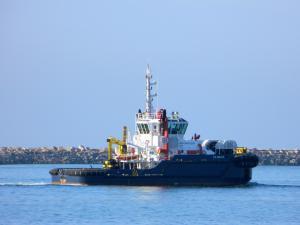 Photo of V.B. BRAVO ship