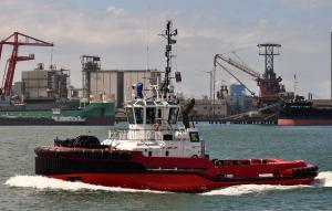 Photo of SMIT HUDSON ship