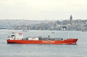 Photo of GASCHEM ADRIATIC ship