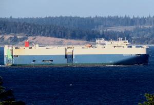 Photo of BERGAMOT ACE ship