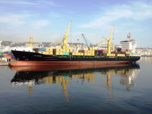 Photo of VEGA MERCURY ship