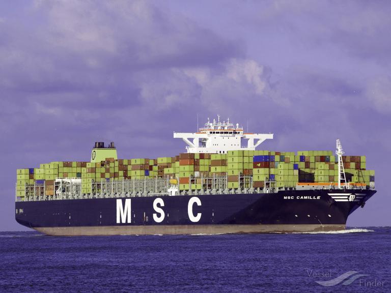 MSC CAMILLE (MMSI: 354625000)