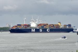 Photo of MSC MELATILDE ship