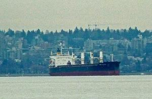 Photo of M/V JADE ship