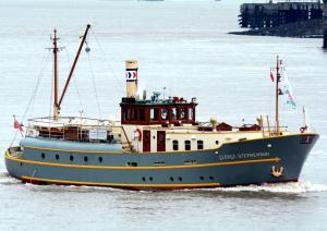 Photo of GEORGE STEPHENSON ship