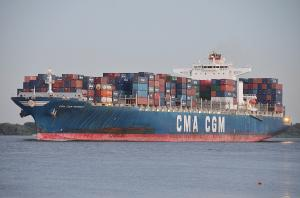 Photo of CMA CGM MUSSET ship