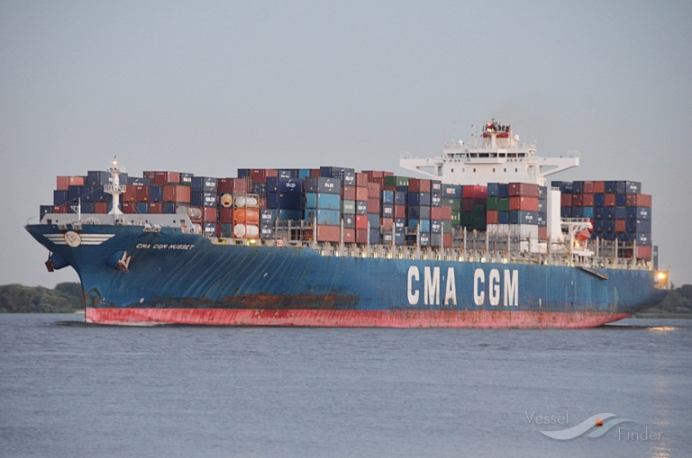 CMA CGM MUSSET photo