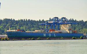 Photo of MOL EMPIRE ship