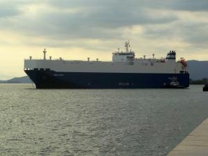 Photo of HOEGH CARIBIA ship