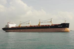 Photo of PORTHOS ship