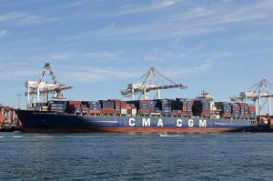 Photo of CMA CGM LAMARTINE ship