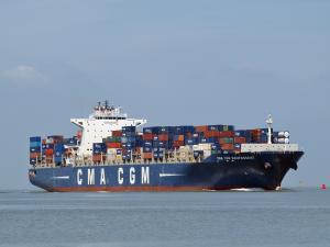 Photo of CMA CGM MAUPASSANT ship