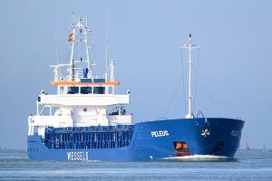 Photo of PELEUS ship