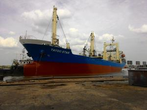 Photo of TAYDO STAR ship