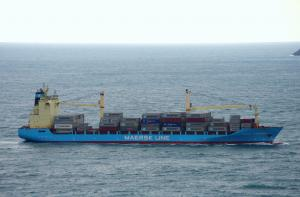 Photo of MAERSK WIESBADEN ship