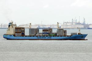 Photo of MAERSK WOLGAST ship